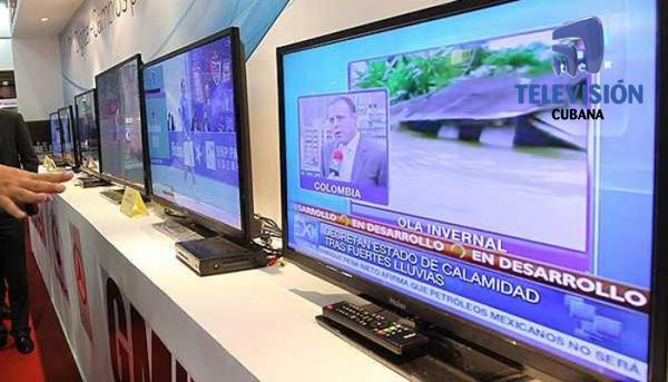 Rusia apoyará en Cuba digitalización de las transmisiones de televisión