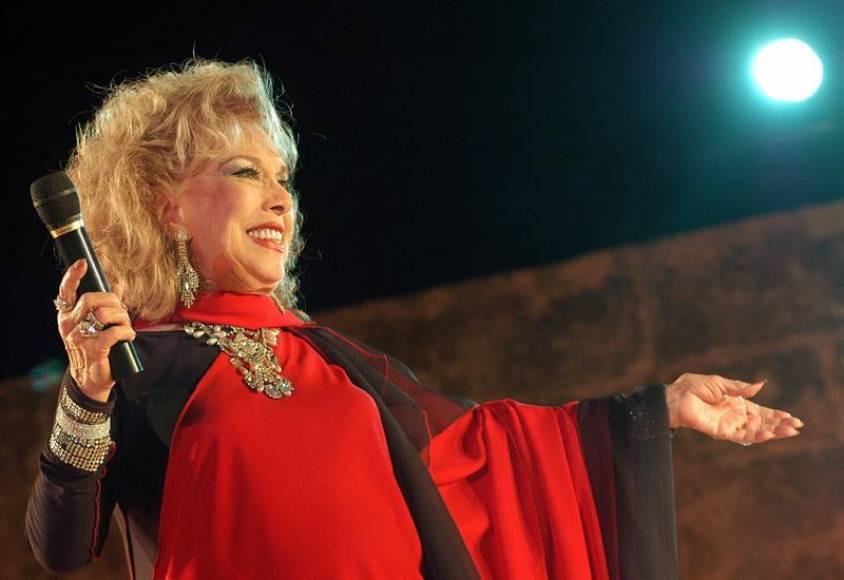 Por voluntad personal, los restos de Rosita Fornés descansarán en Cuba