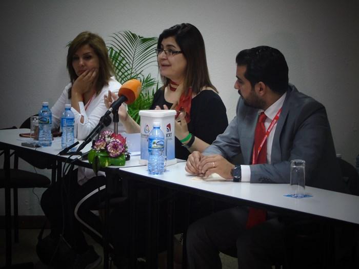 """Canal àrabe Al Mayadeen: """"el trabajo periodistico es una constante batalla de ideas"""""""