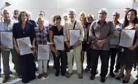 Entregan Condición Artista de Mérito y Sello Conmemorativo del ICRT